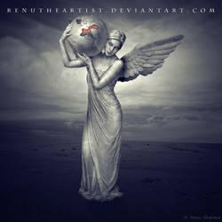Guardian Angel by TheDarkRayne