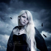 Dark Angel by TheDarkRayne