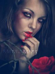 Rose by TheDarkRayne
