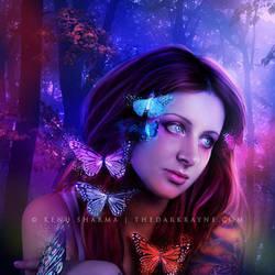 The Dream Seeker by TheDarkRayne