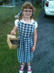 Dorothy by plaidoe