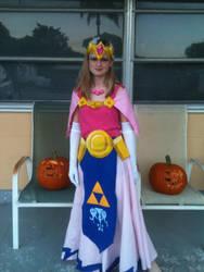Zelda by plaidoe