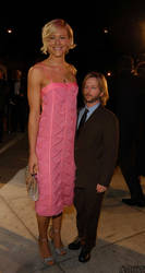Brittany Daniel and David Spade by lowerrider