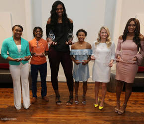 Tall College player awards by lowerrider
