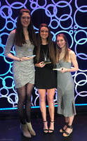 Tall Volleyball player awards 5 by lowerrider