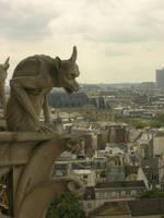 Paris - Monstre by Louchette