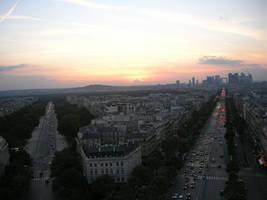 Paris - Etoile by Louchette