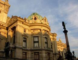 Paris - Opera by Louchette