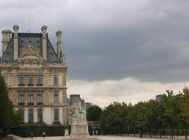 Paris - Luxemburg Garden by Louchette