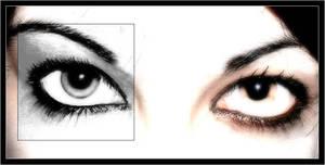 Occhi di morte by Louchette