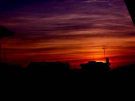 From my window by Louchette
