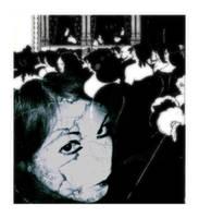 Phantom at the Opera by Louchette