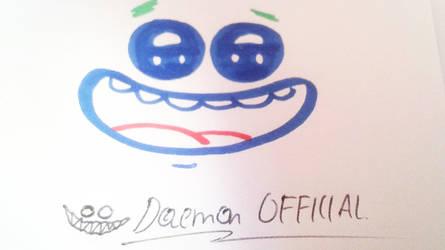 HAPPY FACE/CARA FELIZ. by DAEMON-CANCHIG