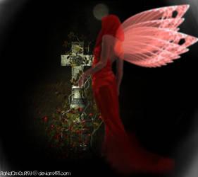 Red Woman by RaNdOmGuRl98