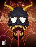 Oni Venom by e-carpenter