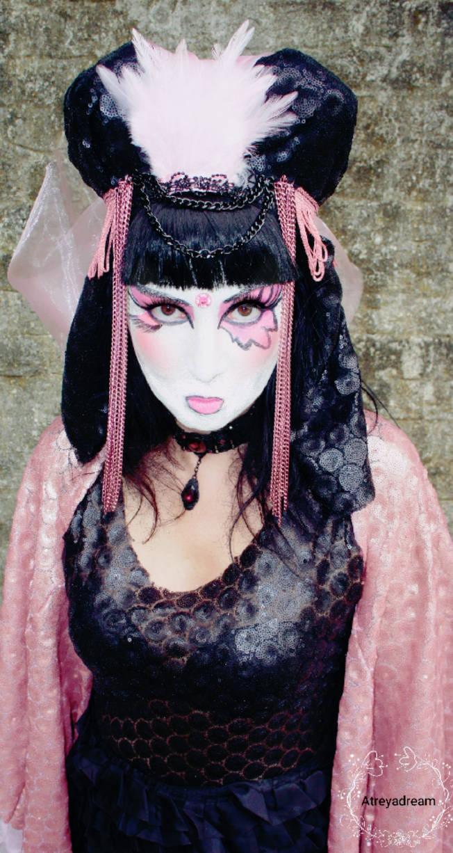 Geisha's by Atreyasdream