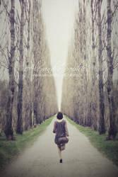 Never far enough by AlexandraSophie