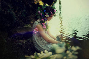 Swan by AlexandraSophie