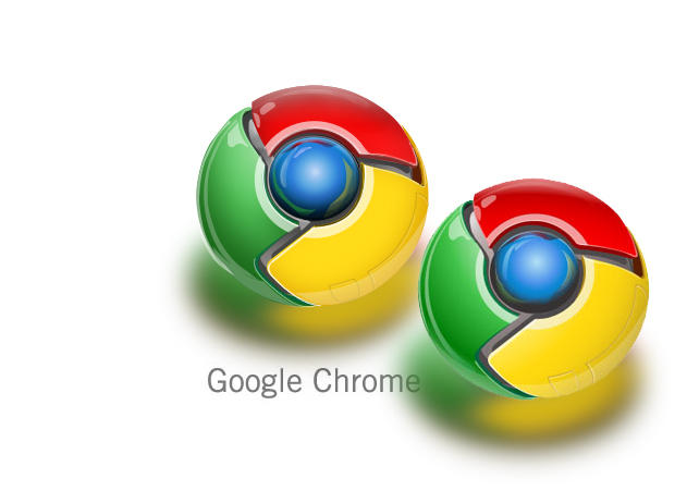 google chrome logo challenge by verndewd