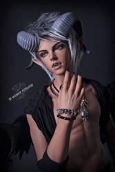 Vampire by Labeculas-Dollhouse