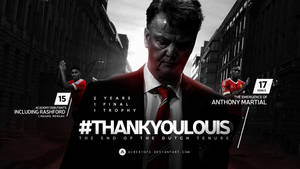 Thank You, Louis van Gaal! by AlbertGFX