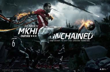 Mkhitaryan Unchained by AlbertGFX