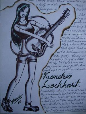 Xandria Lockhart by Rabzyor