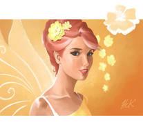 Flower Fairy by artist2point5