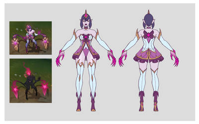 starguardian evelynn concept by obywatelsowa