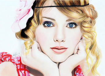 Taylor Swift by Dignity13