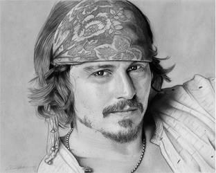 Johnny Depp by Dignity13