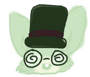 mint bunny by ZigtheZag
