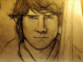 The Hobbit- Bilbo Baggins by Atlus154274