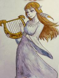 Legend of Zelda Skyward Sword: Zelda by Atlus154274