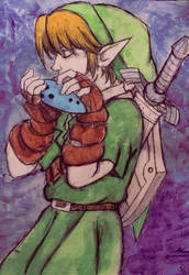 Legend of Zelda Ocarina of Time: Link by Atlus154274