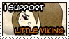 Stamp Support viking by Illusion-Noire