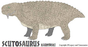 LtL Scutosaurus karpinski by Tomozaurus