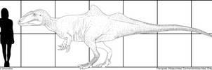 Concavenator by Tomozaurus