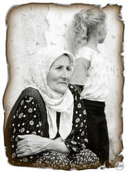 Abuelita by ElMaiden