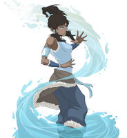 Avatar Korra - Water Tribe by NightLiight