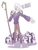 Jack's Army - Rise of the Guardians by NightLiight