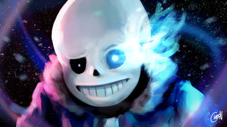 Sans by ChrisN-Art