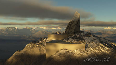 the artifact at the summit by the-first-seer