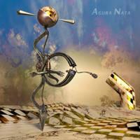 Agura Machine II by the-first-seer