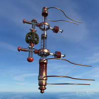 floating energy instrument by the-first-seer