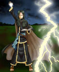 Soren the mage. by Pink--Reptile