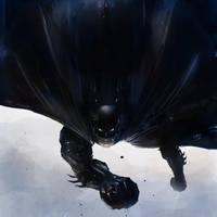 Bat Dive by kkthe23rd