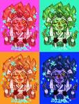 technicolor by pazuhira