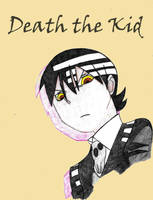 Death the Kid by Firepaw123