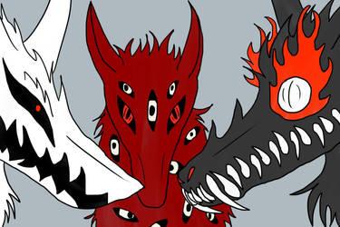 Demon Three by GreenGirl225